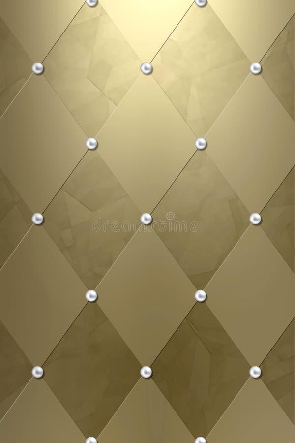 Luxury Diamond Background Royalty Free Stock Image