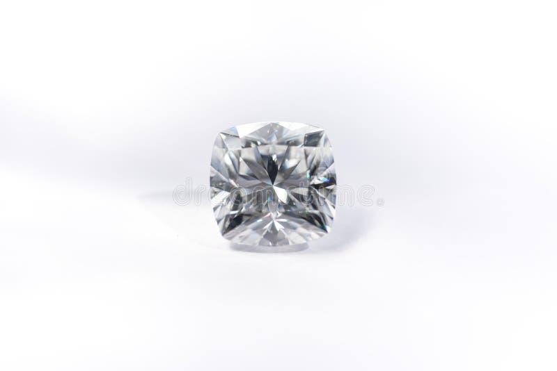 Diamond Cushion Cut stock images