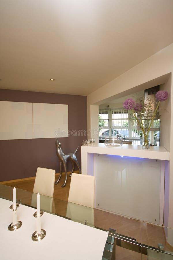 Download Luxury dinning room stock photo. Image of indoor, room - 23924820