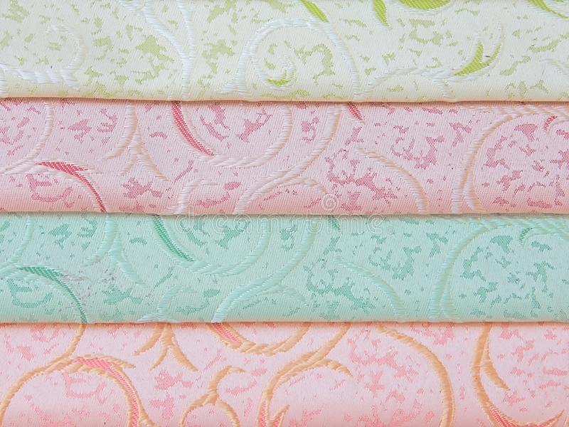 Download Luxury fabric stock photo. Image of textile, pink, material - 25467866