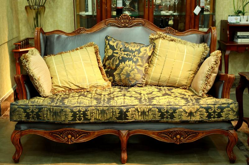 Download Luxury furniture stock image. Image of decorate, perspective - 25258713