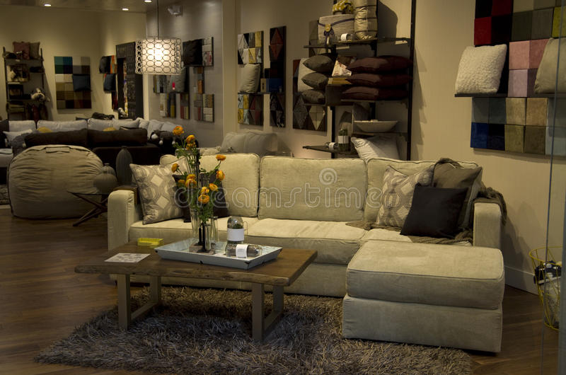 Download Luxury Furniture Store Interiors Stock Photo   Image: 38629958