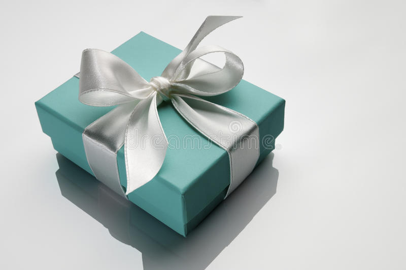 Luxury gift royalty free stock photos