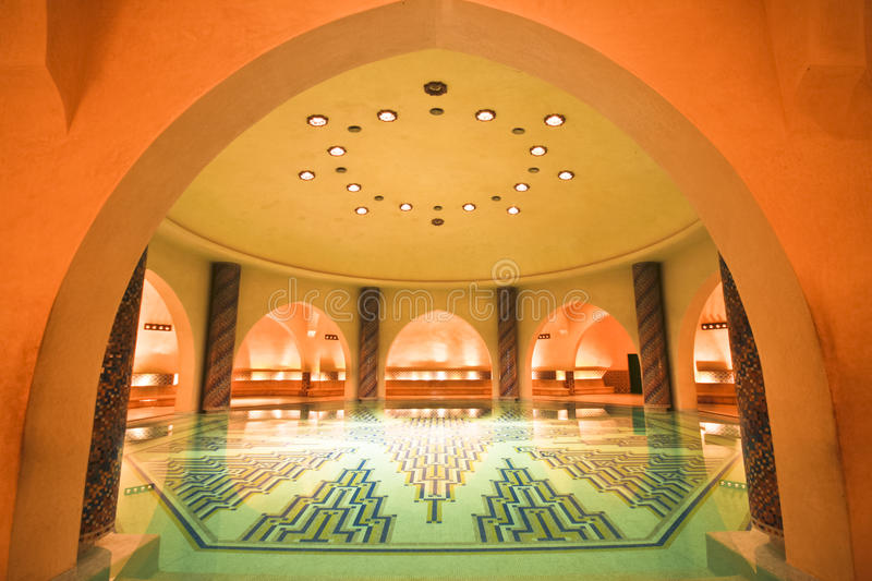 Download Luxury hamam stock image. Image of culture, casablanca - 21853769