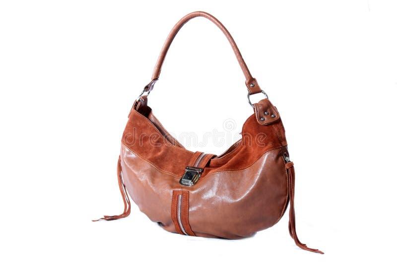 Luxury Hand Bag / Purse. High Class Womens Leather Hand Bag / Purse stock photography