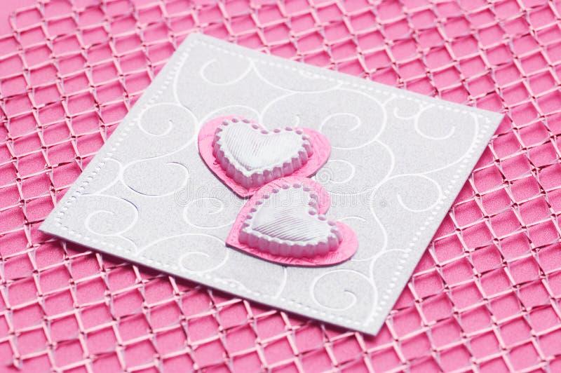 Download Luxury Handmade Wedding Card Stock Image - Image: 2399013