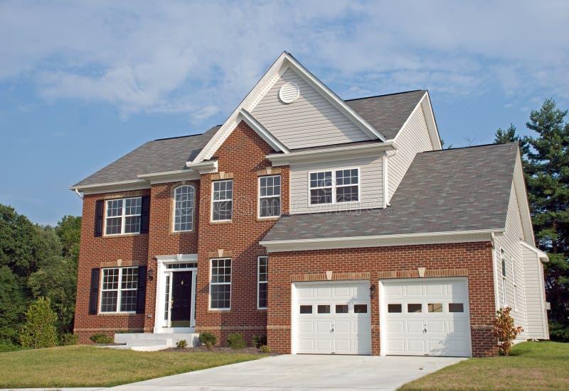 Luxury Home 2 stock image