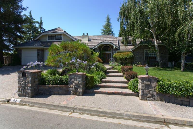 Luxury Home 2 stock photos