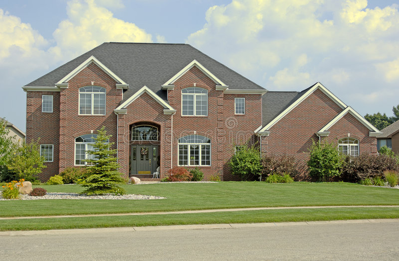 Download Luxury Home 3 Royalty Free Stock Photos - Image: 192978