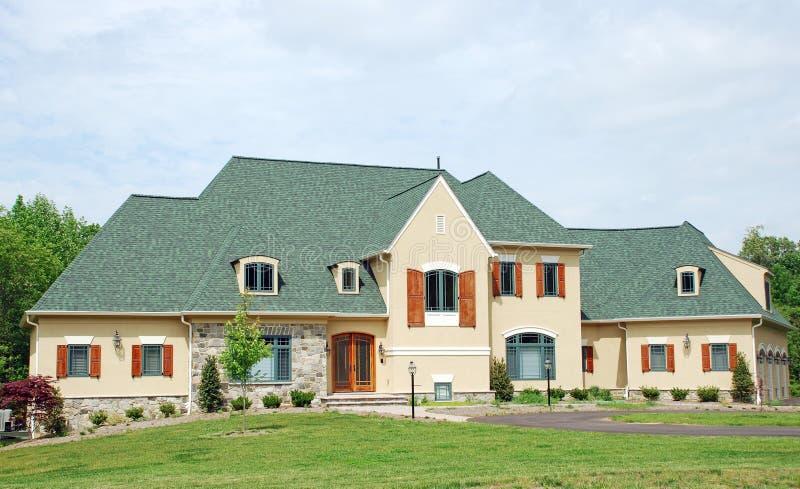 Luxury Home 78 Stock Image