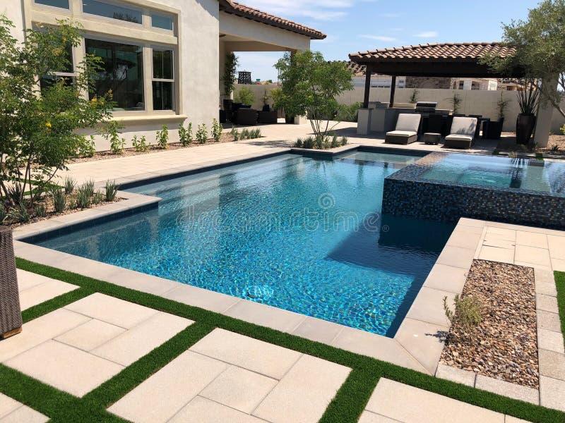 Luxury Home Interior modelo imagen de archivo