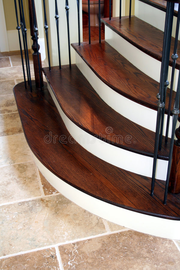 Download Luxury Home Staircase stock photo. Image of decorating - 797704