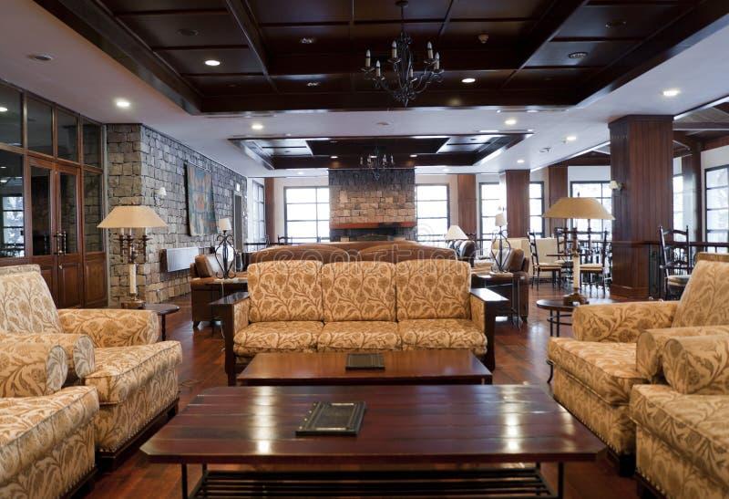 Luxury Hotel Lobby Stock Images