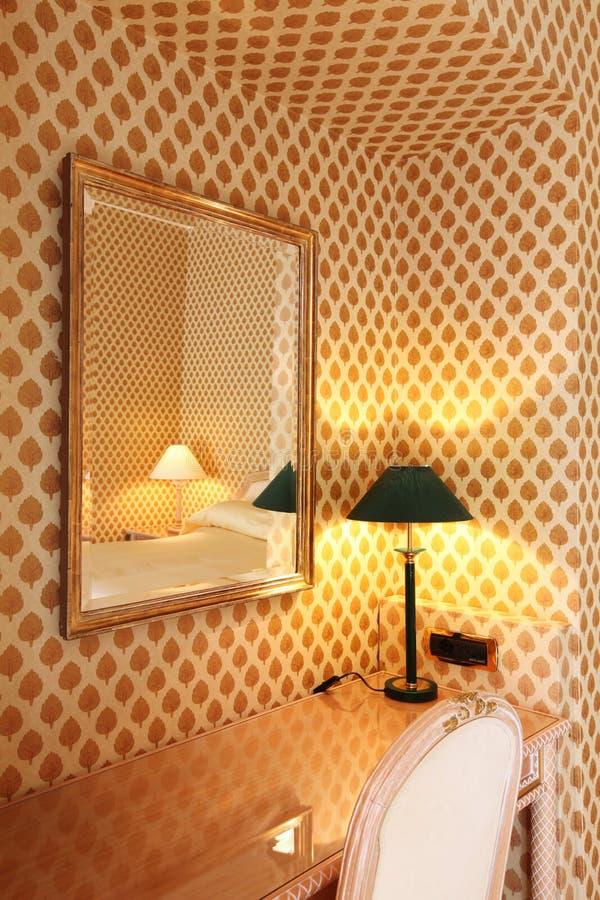 Luxury hotel room stock photos