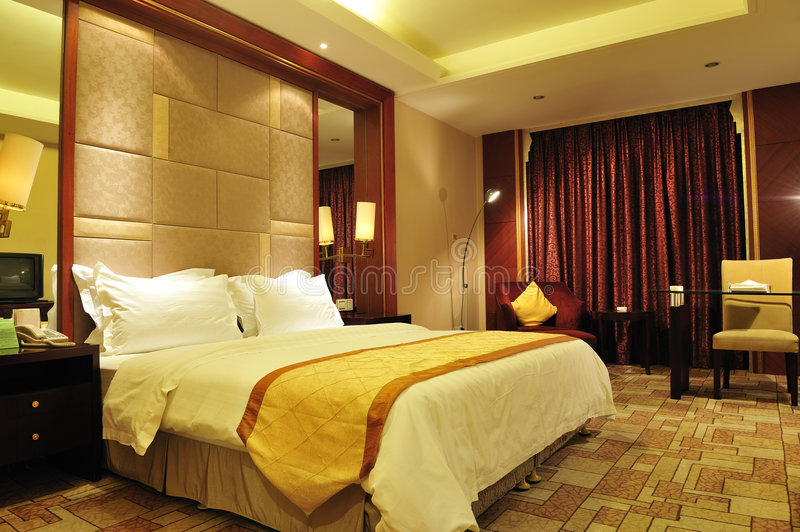 Download Luxury Hotel Room Royalty Free Stock Photo - Image: 6645285