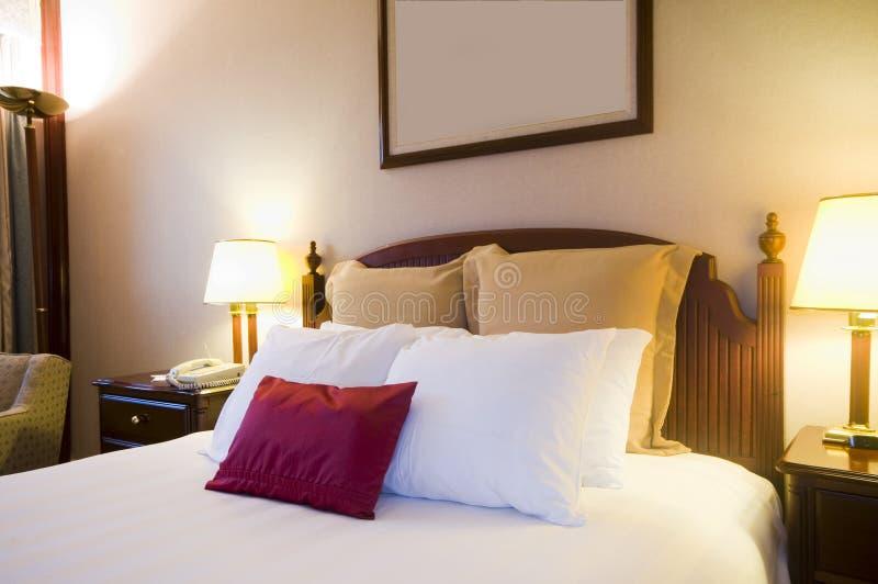 Luxury hotel room managua stock photography