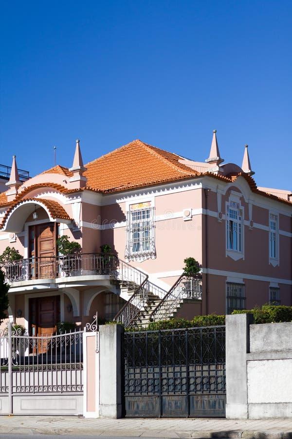 Luxury house royalty free stock photo
