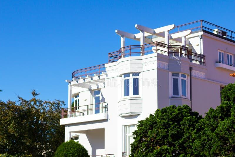Luxury house stock photos