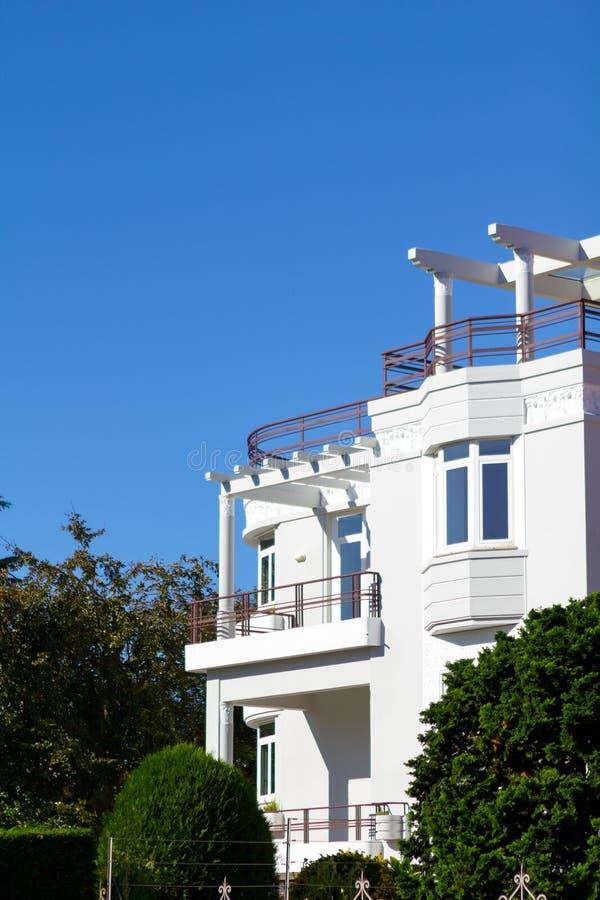 Luxury house royalty free stock image