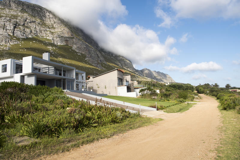 Download Luxury Houses In South Africa Stock Image