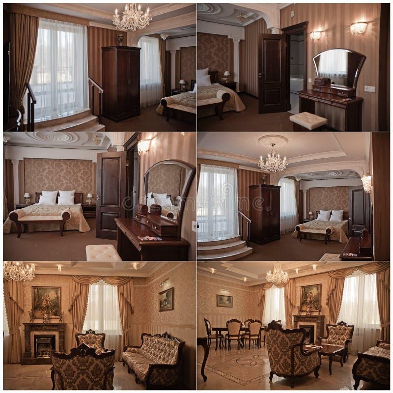 Luxury interiors stock photo