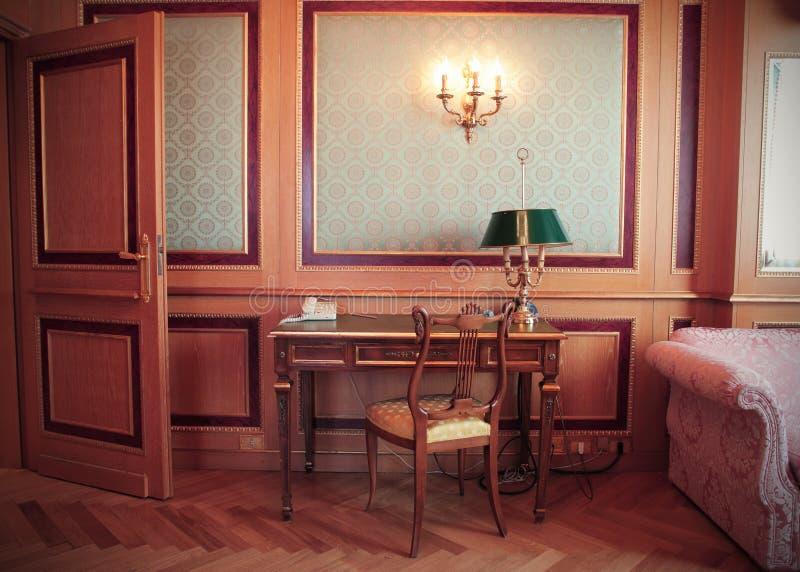 Download Luxury interiors stock image. Image of indoor, work, vintage - 23012365
