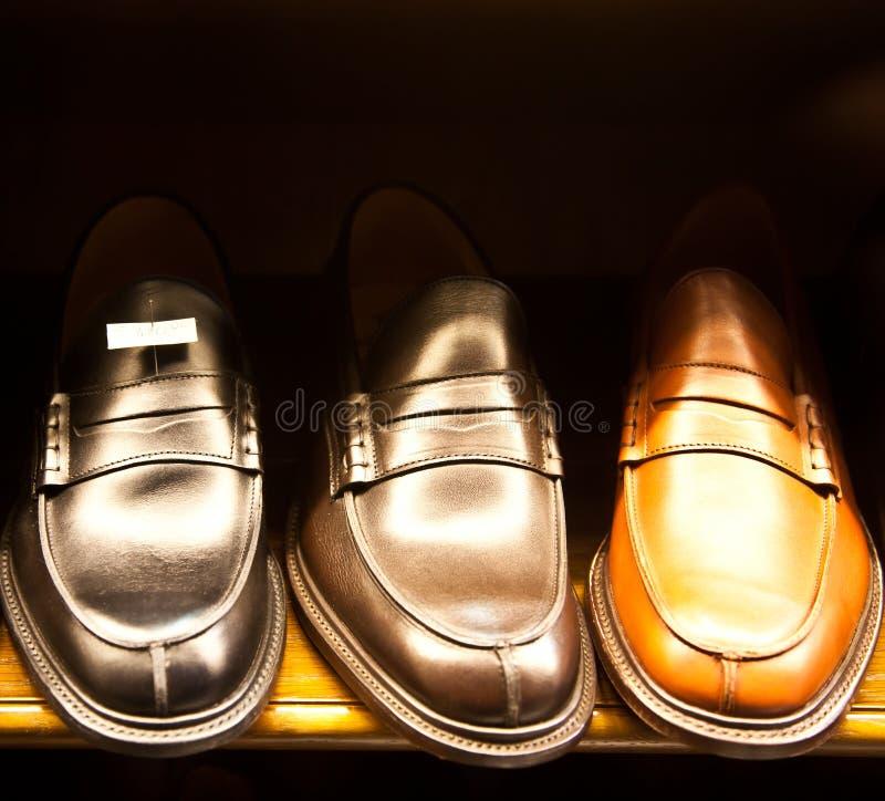 Free Luxury Italian Shoes Royalty Free Stock Photo - 20130085