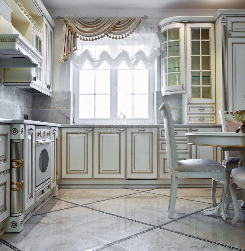 Luxury Homes Interior Kitchen: Luxury Kitchen Interior Stock Photo. Image Of Home