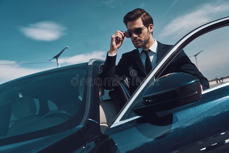 Luxury lifestyles. stock photography