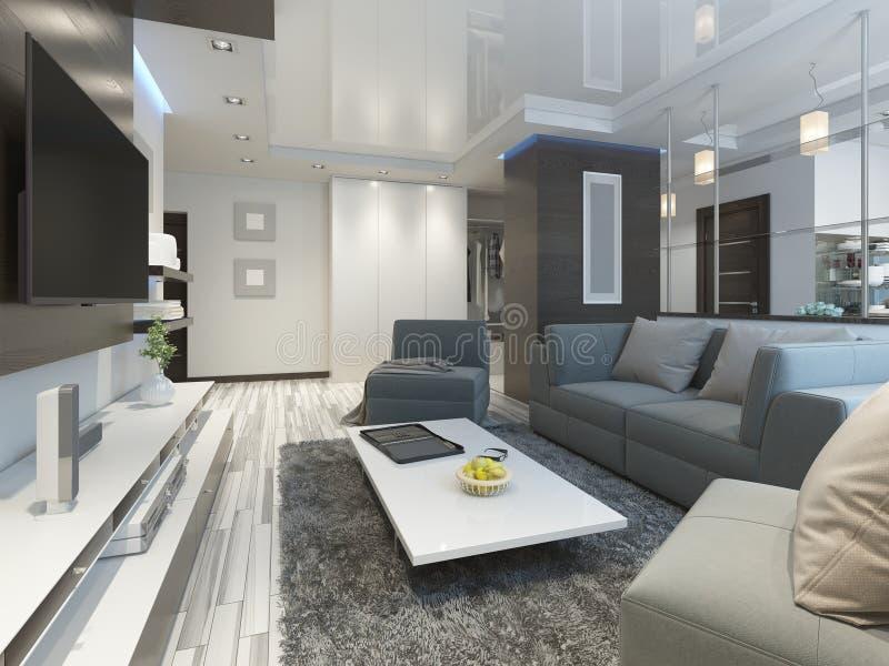 Awesome Salon Style Moderne Photos - Amazing Design Ideas ...