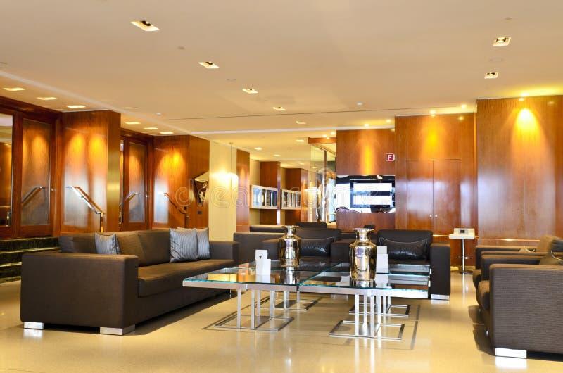Luxury Lobby Royalty Free Stock Image