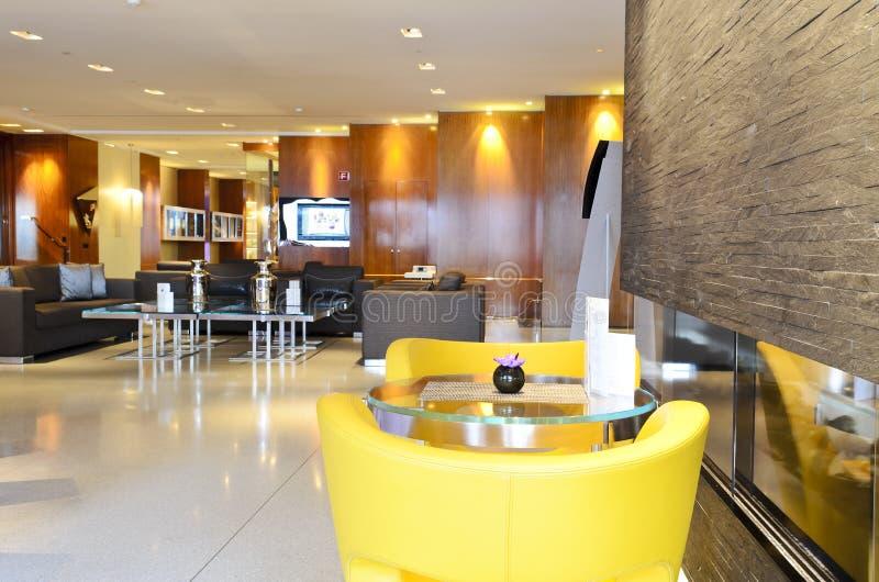 Luxury Lobby Stock Images