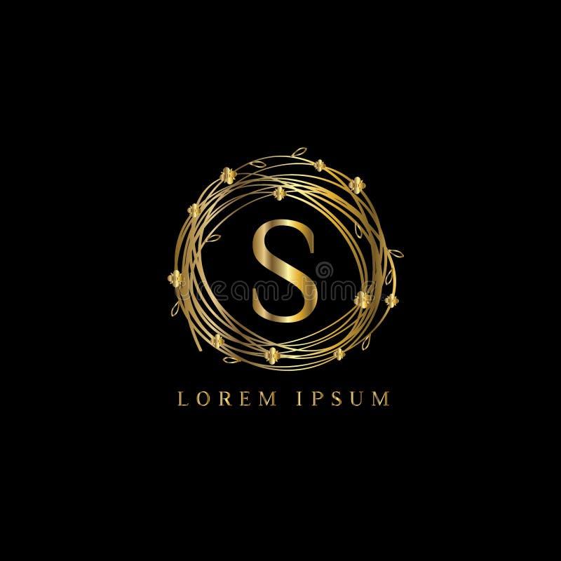 Luxury Logo Letter S. Vector Logo Template Sign, Symbol ...