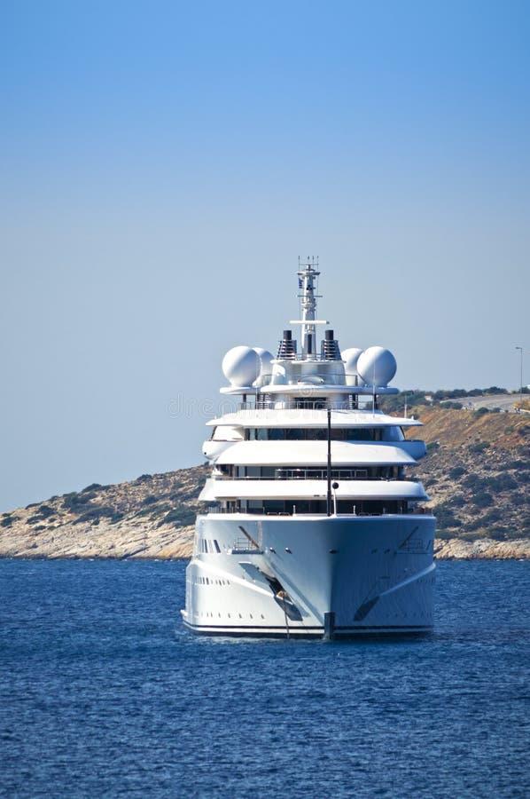 Free Luxury Mega Yacht Stock Photo - 60979430