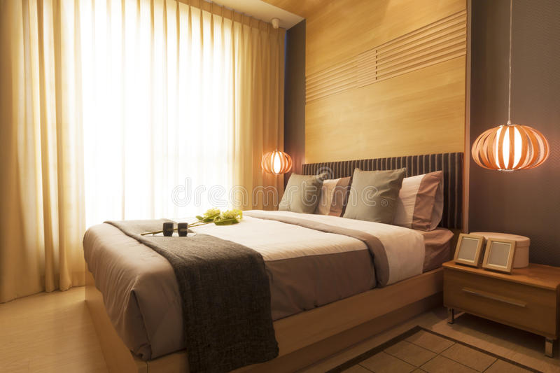 download luxury modern bedroom stock image image of japanese 31564835 - Luxury Modern Bedroom