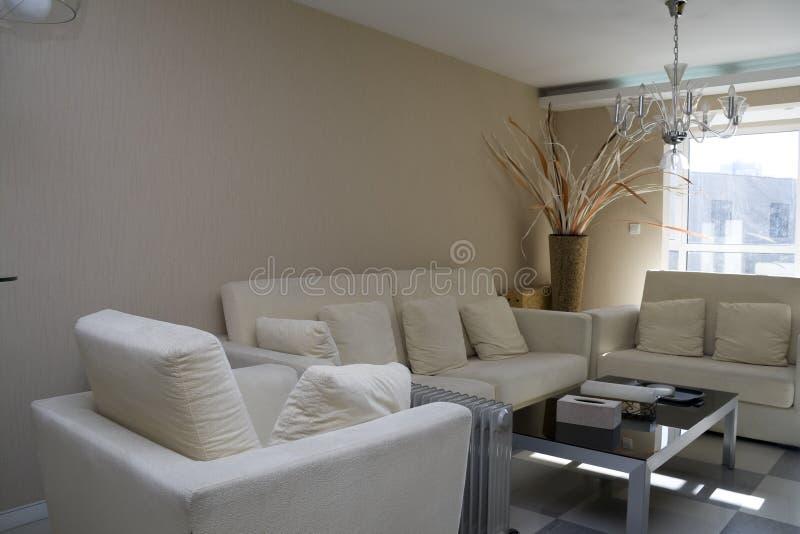 Download Luxury modern living room stock image. Image of light - 7107239