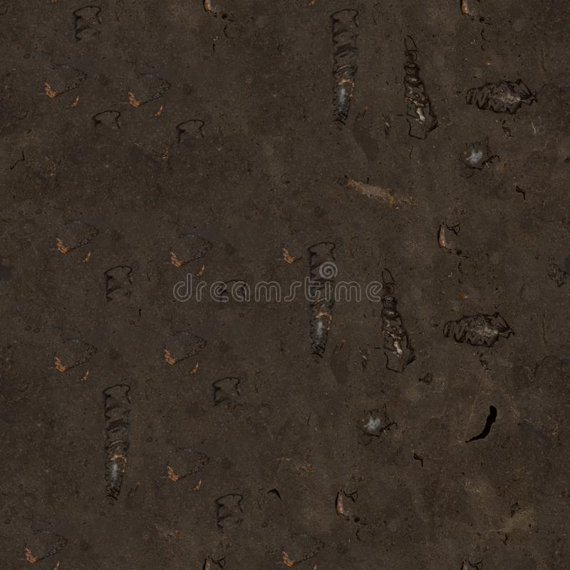 Luxury natural dark brown marble texture. Seamless square background, tile ready. High resolution photo stock photos