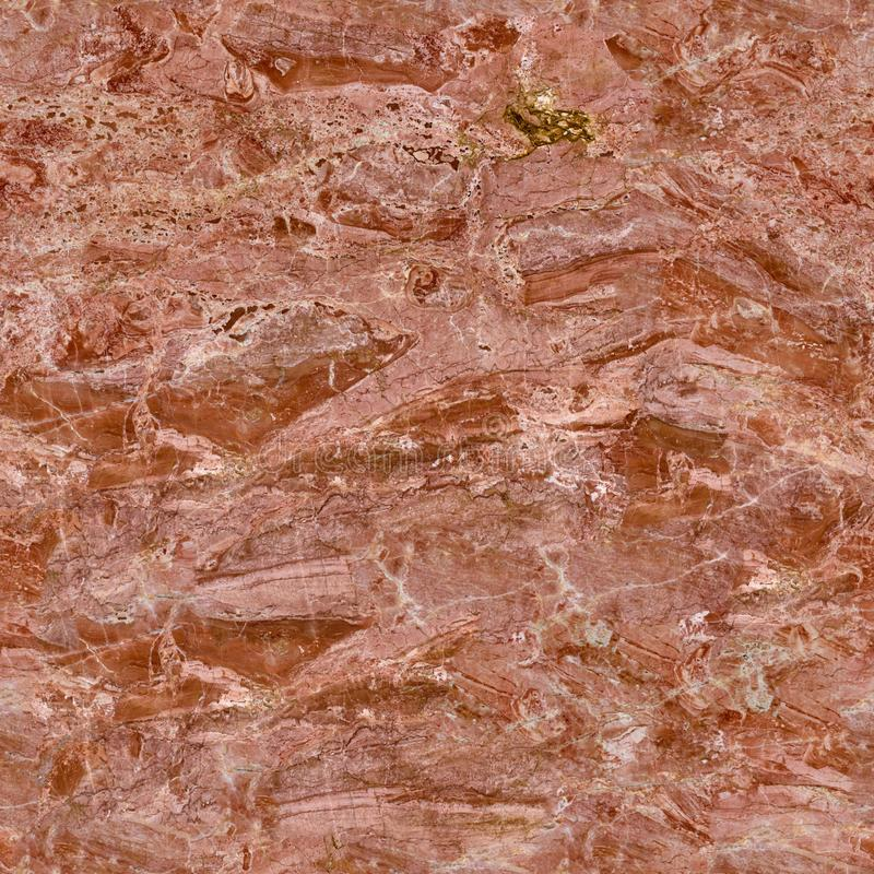 Luxury natural red marble texture. Seamless square background, tile ready. High resolution photo royalty free stock image