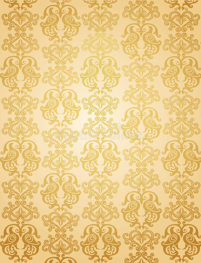 Download Luxury Ornamental Pattern Stock Photography - Image: 10081282