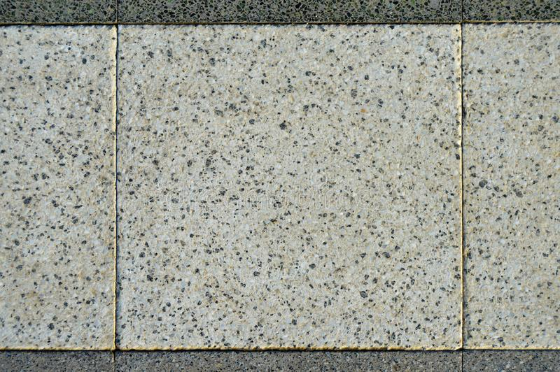 Luxury paving stone textured background. Tiles stock photography