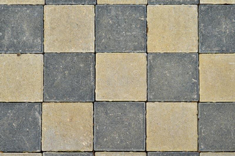 Luxury paving stone textured background. Tiles royalty free stock photos