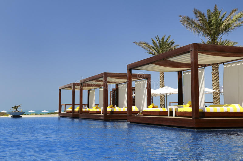 Luxury place resort royalty free stock images