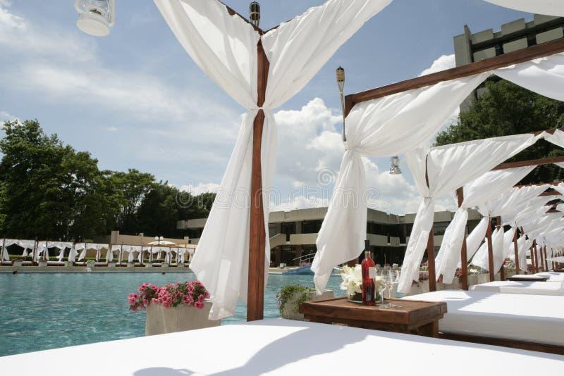 Luxury place resort royalty free stock image