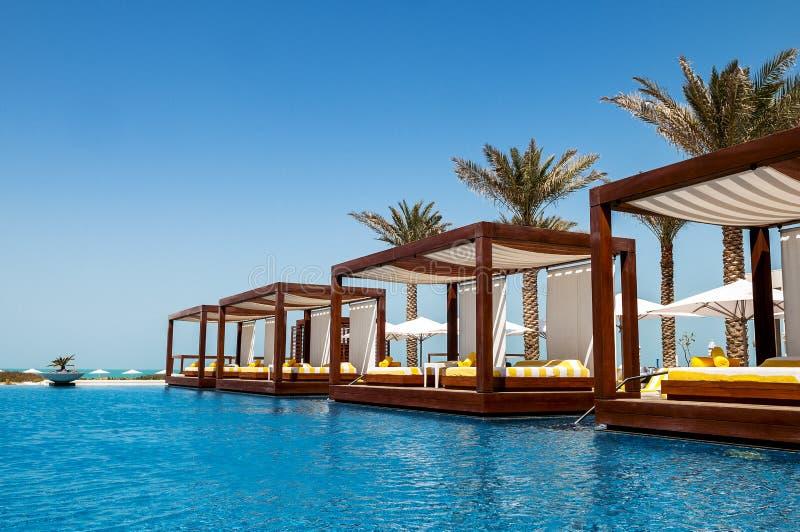 Luxury place resort stock photography