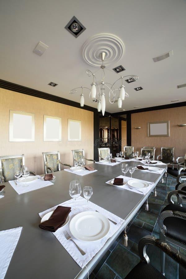 Download Luxury Restaurant In European Style Stock Image - Image: 34488575