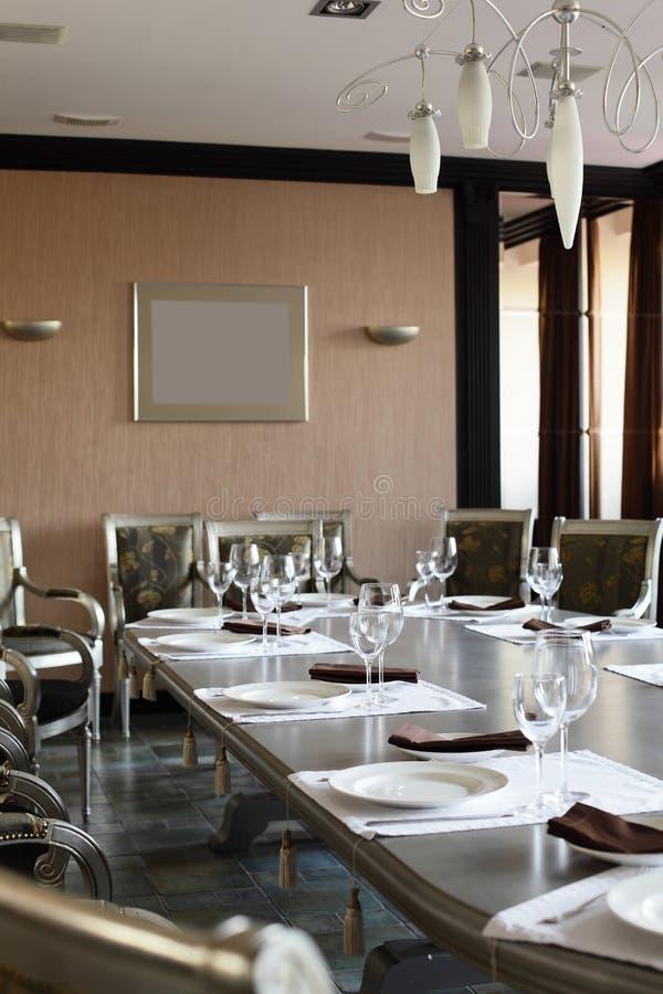 Download Luxury Restaurant In European Style Stock Photo - Image: 34488594