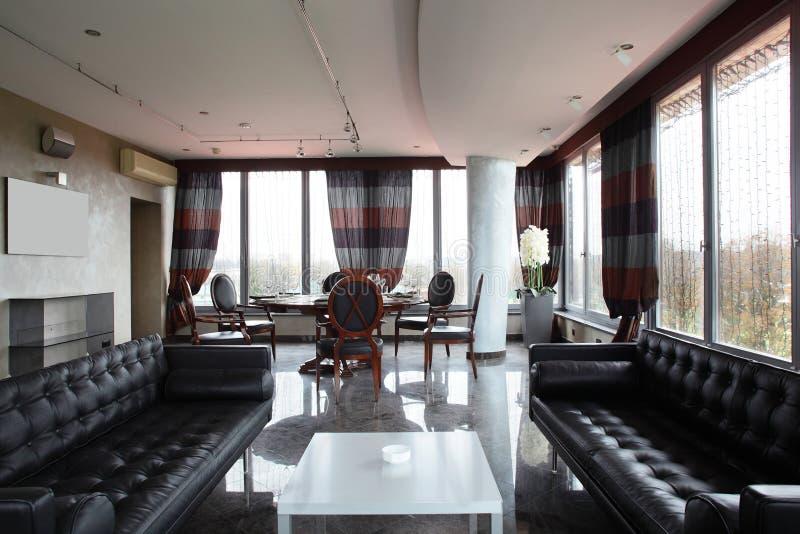 Download Luxury Restaurant In European Style Stock Image - Image: 34488653