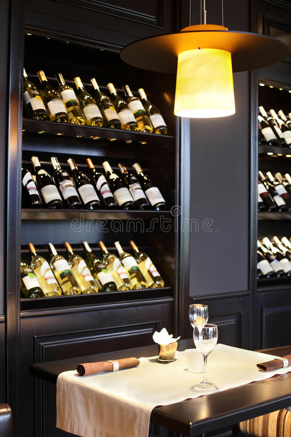 Download Luxury Restaurant In European Style Stock Image - Image of department, cafe: 34488693
