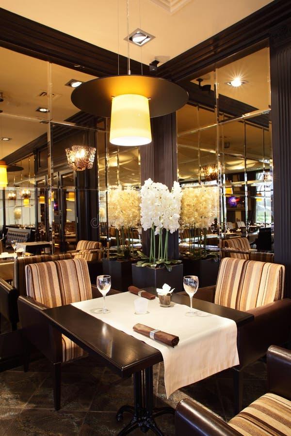 Download Luxury Restaurant In European Style Stock Photo - Image: 34488732