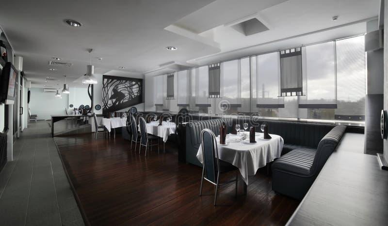 Download Luxury Restaurant In European Style Stock Image - Image: 34488873